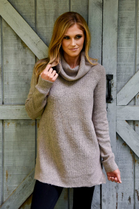 slouchy turtle neck